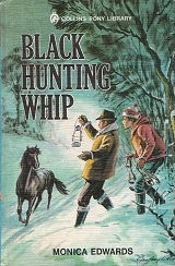 Black Hunting Whip - HB