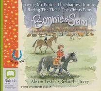 Bonnie and Sam - Unabridged - 3 x CD (Audio)