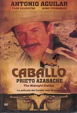 Caballo Prieto Azabache - The Midnight Stallion - DVD Region 1