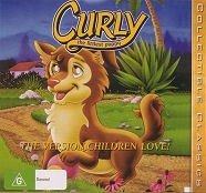 Curly, the littlest puppy - DVD