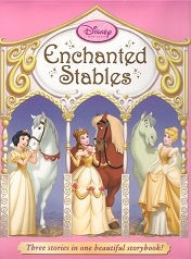 Disney Princess Enchanted Stables - HB