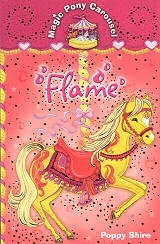 Magic Pony Carousel - Flame