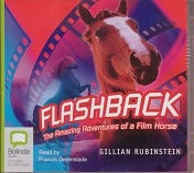Flashback - The Amazing Adventures of a Film Horse CD (Audio)
