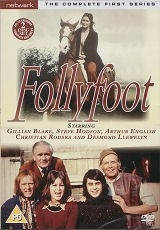 Follyfoot, The Complete First Series - Region 2 DVD