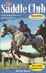 Gold Medal Horse + Cutting Horse