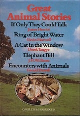 Great Animal Stories - Complete & Unabridged - HB