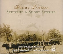 Henry Lawson Sketches & Short Stories - Audio CDs