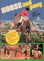 Horse and Pony Gift Book - HB