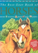 The Best-Ever Book of Horses - PB