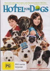 Hotel for Dogs - DVD