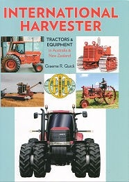 International Harvester - Tractors & Equipment In Australia & New Zealand - HB