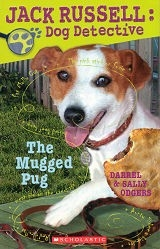 Jack Russell: Dog Detective - The Mugged Pug