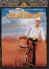 Junior Bonner  - Region 1 (NTSC) DVD