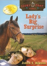 Lady's Big Surprise
