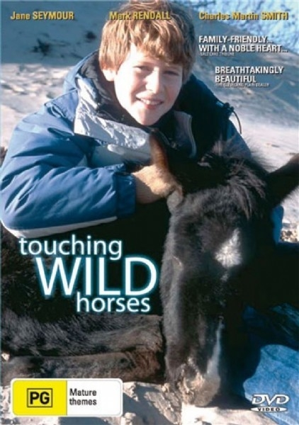 Touching Wild Horses - Region 4 (PAL) DVD