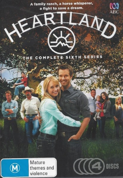 Heartland:  The Complete Sixth Season - Horse TV Series