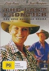 Last Frontier - TV Mini Series - DVD