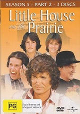 Little House on the Prairie - Season 5, Part 2 - DVDs