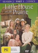 Little House on the Prairie - Season 3, Part 1 - DVDs