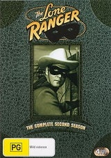 Lone Ranger, The - The Complete Second Season - DVDs