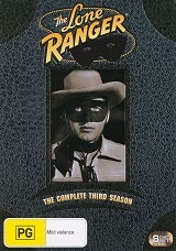 Lone Ranger, The - The Complete Third Season - DVDs