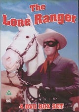 Lone Ranger, The - DVDs