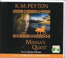 Minna's Quest - Unabridged CD (Audio)
