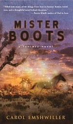 Mister Boots - A Fantasy Novel