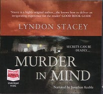 Murder in Mind - Unabridged - Audio CDs
