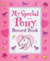 My Special Pony Record Book - HB