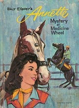 Annette, Mystery at Medicine Wheel - HB