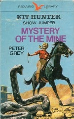 Kit Hunter - Mystery of the Mine - HB
