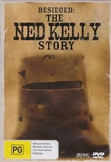 Besieged: The Ned Kelly Story - DVD