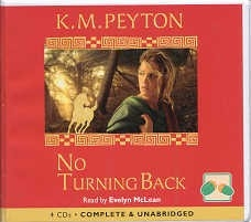 No Turning Back - Unabridged CD (Audio)