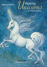 Painting Unicorns in Watercolour - HB