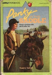 Panky In The Saddle