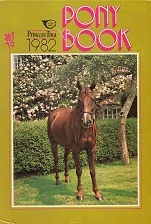 Princess Tina's Pony Book 1982 - HB