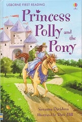 Princess Polly and the Pony - HB