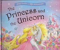 The Princess and the Unicorn - HB