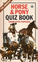 Horse & Pony Quiz Book