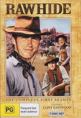 Rawhide the Complete First Season - DVDs