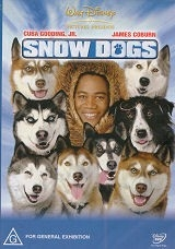 Snow Dogs - DVD