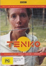 Tenko - Series 1- Volume 1 - Episodes 1-5 - DVDS