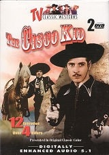 The Cisco Kid - 12 Episodes - Region 1 DVD