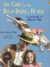 Girl on the High Diving Horse