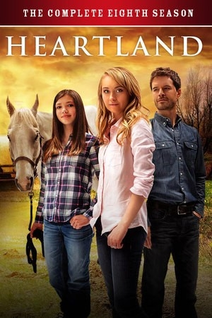 Heartland:  The Complete Eighth Season - Horse TV Series - DVD