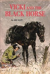 Vicki And The Black Horse