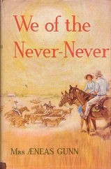 We of the Never Never - HB