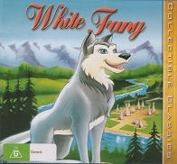 White Fang - animated - DVD