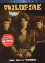 Wildfire Season 2 - Region 1 (NTSC) DVD